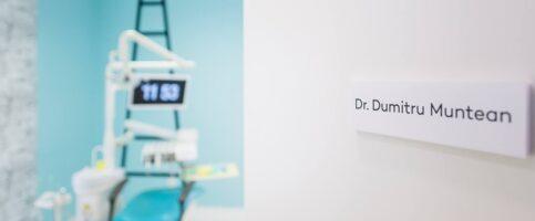 Prima consultatie la medicul dentist